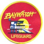 baywatch badge