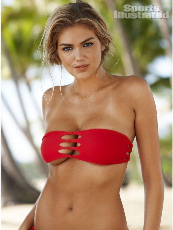 kate upton swimwear wearing mikoh monaco